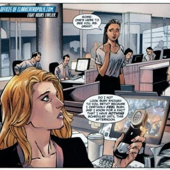 The Future Of Lois Lane, From Futures End