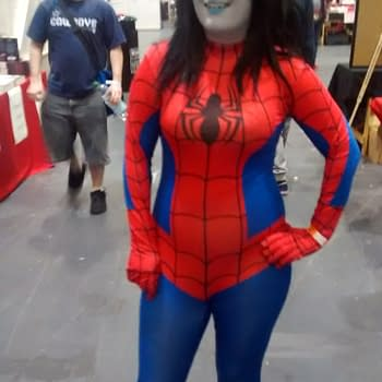 Seventy-Five Cosplay Shots And A Yeti Video From Friday At MCM London Comic Con
