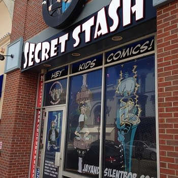 Celebrating Free Comic Book Day Live From Jay And Silent Bob's Secret Stash in Redbank, New Jersey (UPDATE)