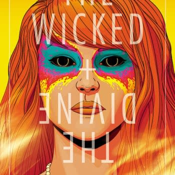 Image Watch – Getting Ready For The Wicked + Divine Album Drop With Kieron Gillen