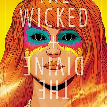 Image Watch &#8211 Getting Ready For The Wicked + Divine Album Drop With Kieron Gillen