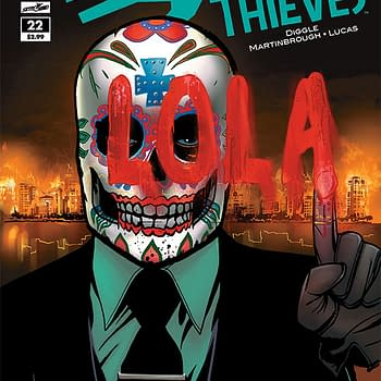 Image Watch: Staying One Step Ahead Of Thief Of Thieves With Andy Diggle