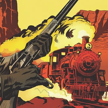 Speed On A Train &#8211 Ande Parks Talks The Lone Ranger