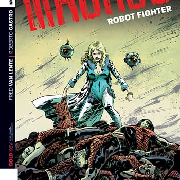 Zeroing In On Magnus: Robot Fighter &#8211 Van Lente Talks The Special Issue
