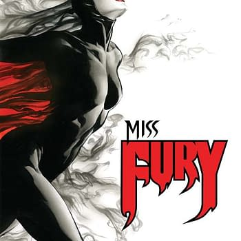 Free On Bleeding Cool &#8211 Miss Fury #1 By Williams And Herbert