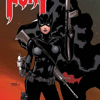 Getting Wild With Miss Fury &#8211 Greg Pak Interviews Rob Williams