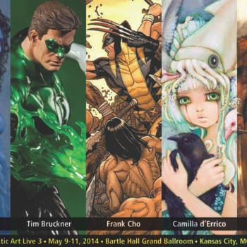 Things To Do In Kansas City If You Like Comics – Spectrum Fantastic Art Live 3