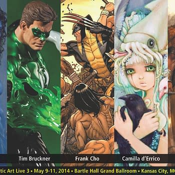 Things To Do In Kansas City If You Like Comics &#8211 Spectrum Fantastic Art Live 3