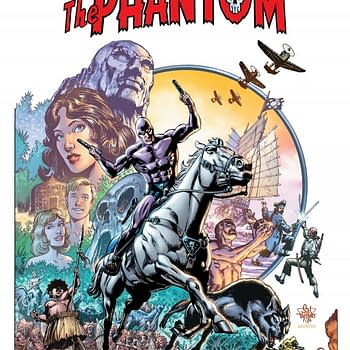 Peter David And Sal Velluto Bring Back The Phantom