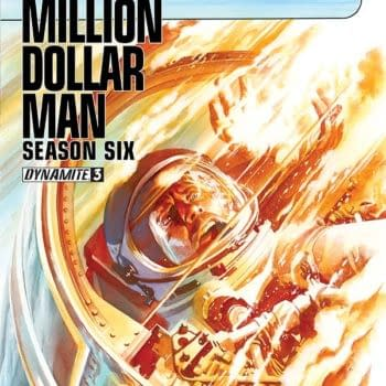 Six Million Dollar Man #3 – The Writer's Commentary