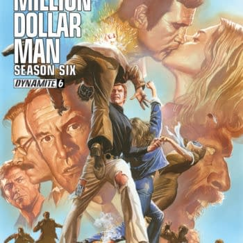 He Can Rebuild Him – Jim Kuhoric Talks The Six Million Dollar Man Plus Exclusive First Look At The Issue 6 Covers