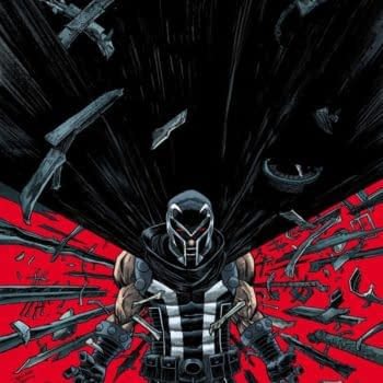 Magneto #3 Is Positively Magnetic