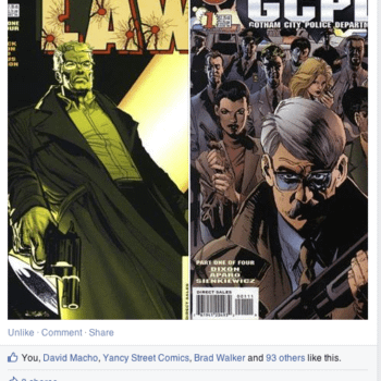 Chuck Dixon Would Like To Remind You Of The Gotham Series That He Created… (UPDATE)