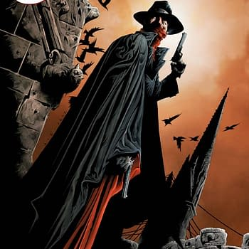 Full Issues of The Shadow and Miss Fury For Big Pulp Weekend On Comixology