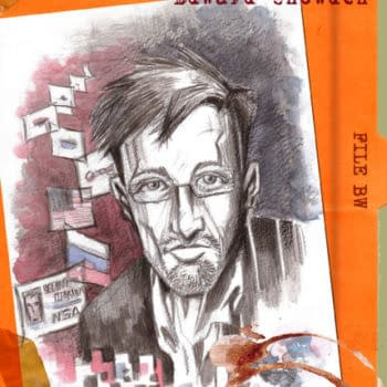Coming From Valerie D'Orazio – Edward Snowden, The Joker And A Marx Sister