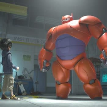Meet The Big Hero 6 In New Character Posters – UPDATE: Too Late