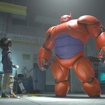Meet The Big Hero 6 In New Character Posters &#8211 UPDATE: Too Late