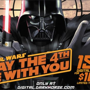 Digital Comics Deals Ahead Of Free Comic Book Day And Star Wars Day (UPDATE)