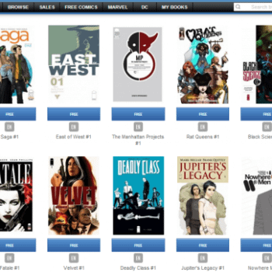 196 Free Image Comics, 22 Free ComiXology Submit Comics And More…