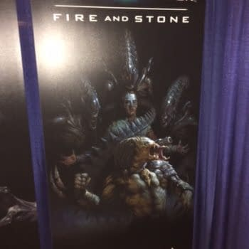 The Covers For Aliens, Alien Vs. Predator And Prometheus: Fire And Stone