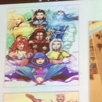 Boom Announces George Perez Sirens Based On His Favourite Cosplayers And A New Jim Henson Graphic Novel (UPDATE x2)