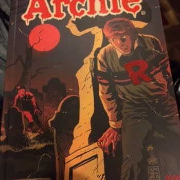 Afterlife With Archie Comics, The Hot Tip From Las Vegas