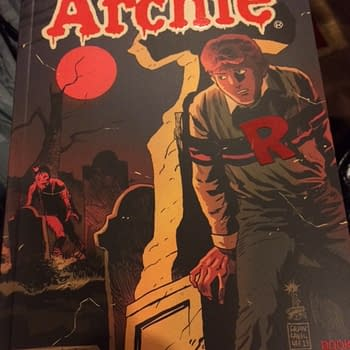 Afterlife With Archie Comics The Hot Tip From Las Vegas