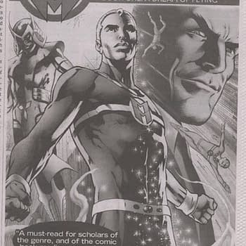 Now Marvel Advertises Miracleman In The New York Times