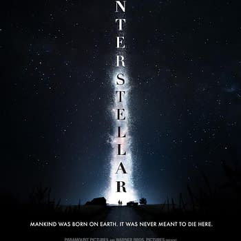 First Interstellar Teaser Poster