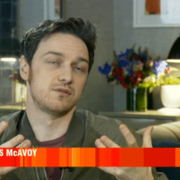 James MacAvoy Speaks Out On 3D Films – And Scottish Independence