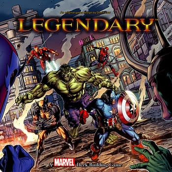 Board Game Terminus: Lets Become Legendary In The Marvel Universe