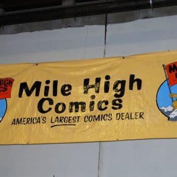 Celebrating Free Comic Book Day At Mile High Comics In Denver