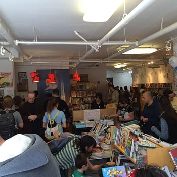 Celebrating Free Comic Book Day at Mission: Comics and Art in San Francisco