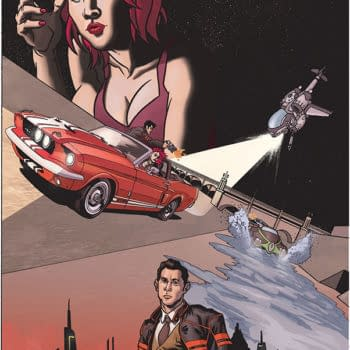 Red City From Image Is L.A. Confidential On Mars – Talking With Daniel Corey