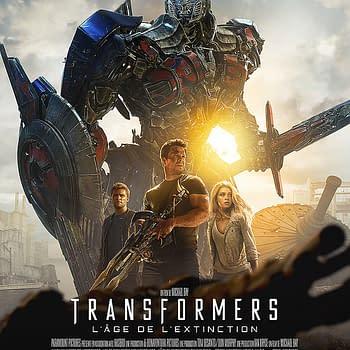 Transformers: Age Of Extinction Breaks The $1 Billion Mark