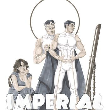 A Right Royal Bromance Superhero Comic &#8211 Imperial By Steven T Seagle And Mark Dos Santos From Image In August