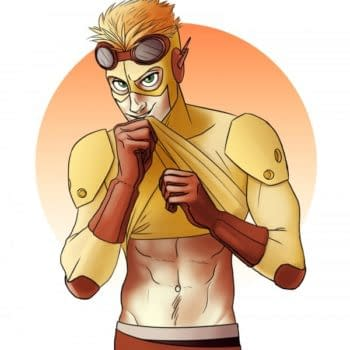 Lying In The Gutters – 12th May 2014 – How About A Bombshell Wally West Cover?
