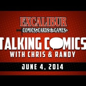 Talking Comics – Discussing This Week's Upcoming Titles From Action Comics To Rise Of The Magi, Nailbiter, And Iron Fist