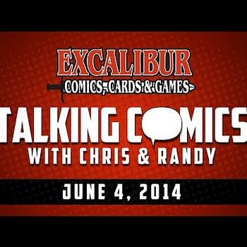 Talking Comics &#8211 Discussing This Weeks Upcoming Titles From Action Comics To Rise Of The Magi Nailbiter And Iron Fist