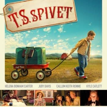 Win A Blu-Ray Bundle And Signed Poster With The Release Of T. S. Spivet