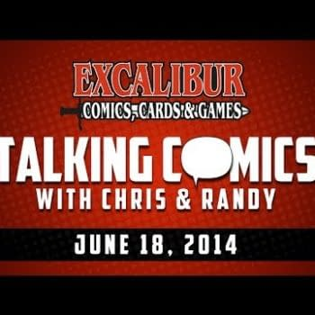 Talking Comics – Discussing This Week's Upcoming Titles From Winterworld To The Wicked And The Divine And Daredevil