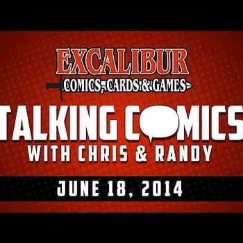 Talking Comics &#8211 Discussing This Weeks Upcoming Titles From Winterworld To The Wicked And The Divine And Daredevil