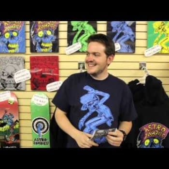 Maxx's Super Awesome Comic Review Show – From Eye Of Newt To Wicked + Divine And Doodle Jump