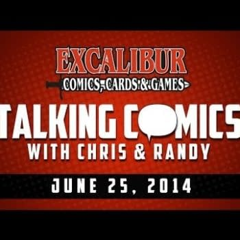 Talking Comics – Discussing This Week's Upcoming Titles From Wolverine To The Goon, Rachel Rising, And Trees
