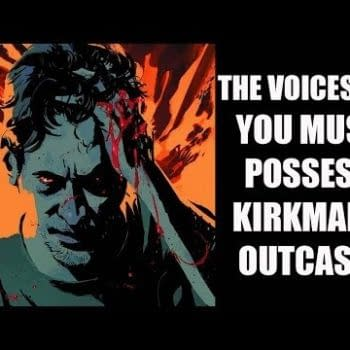 A Comic Show – The Power Of Kirkman Compels You!