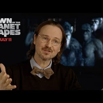 WETA Featurette For Dawn Of The Planet Of The Apes