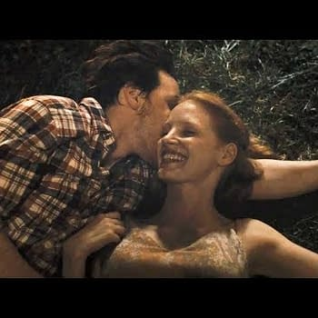First Trailer For The Disappearance Of Eleanor Rigby Starring Jessica Chastain And James McAvoy