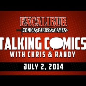 Talking Comics – Discussing This Week's Upcoming Comics From Green Lantern To Star Lord, Tech Jacket, And Nailbiter