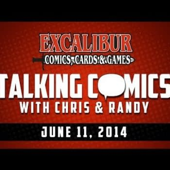 Talking Comics – Discussing This Week's Upcoming Titles From Wolverine To Infinity Man And Uber
