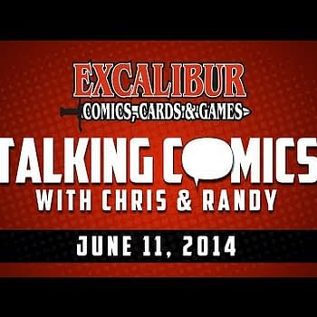 Talking Comics &#8211 Discussing This Weeks Upcoming Titles From Wolverine To Infinity Man And Uber
